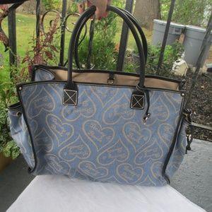 SALE Dooney & Bourke travel tote bag